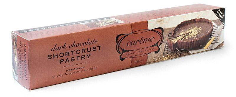 Careme Pack Chocolate Shortcrust Pastry