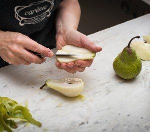 Careme Puff Pear Tart-1