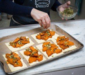Careme_Blog_Roast Pumpkin Tart_Step by Step_20150617-6