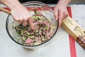 Pork sausage rolls-4