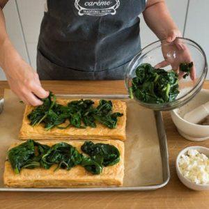 Spinach, onion, feta free form tart-400x400-10