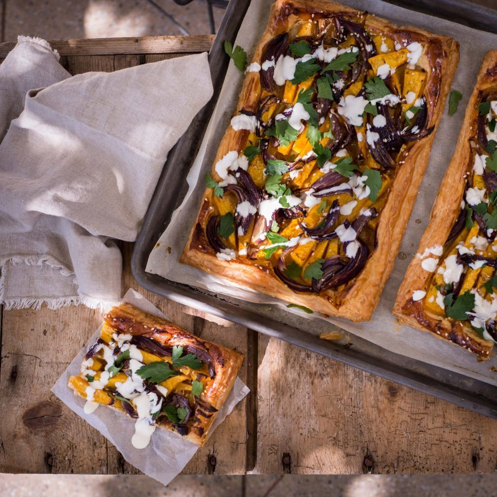 Pumpkin Red Onion Tart2