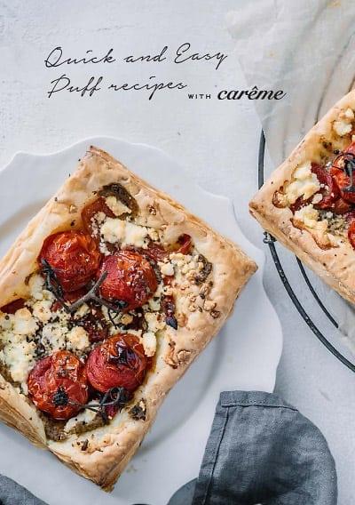Carême Puff Pastry Recipe E-book