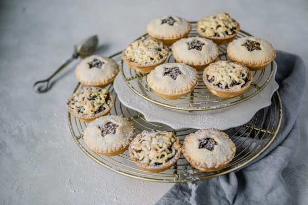 Carême Pastry Fig and Pecan Fruit Mince Tarts