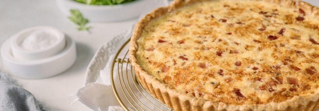 Carême Pastry Quiche Lorraine Pastry Recipe