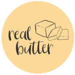 real-butter-badge