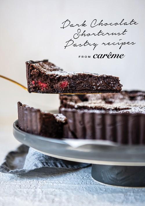 Careme Dark Chocolate Shortcrust Pastry eBook Cover